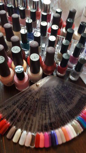 Girls nights out manicures