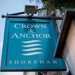 crown and anchor shoreham by sea